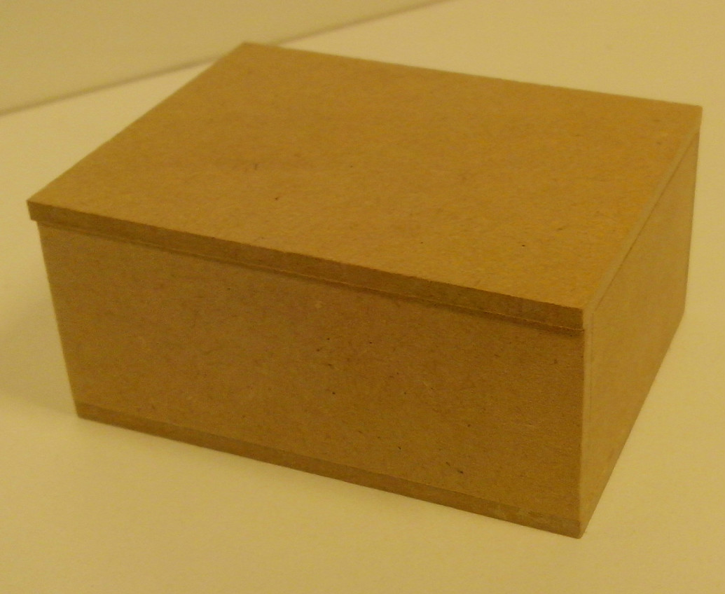 Mini caja rectangular